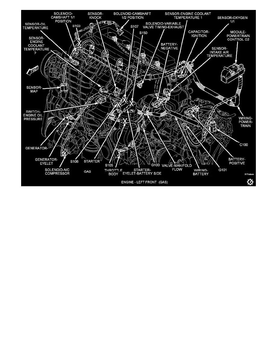 hight resolution of dodge 2 4 engine diagram