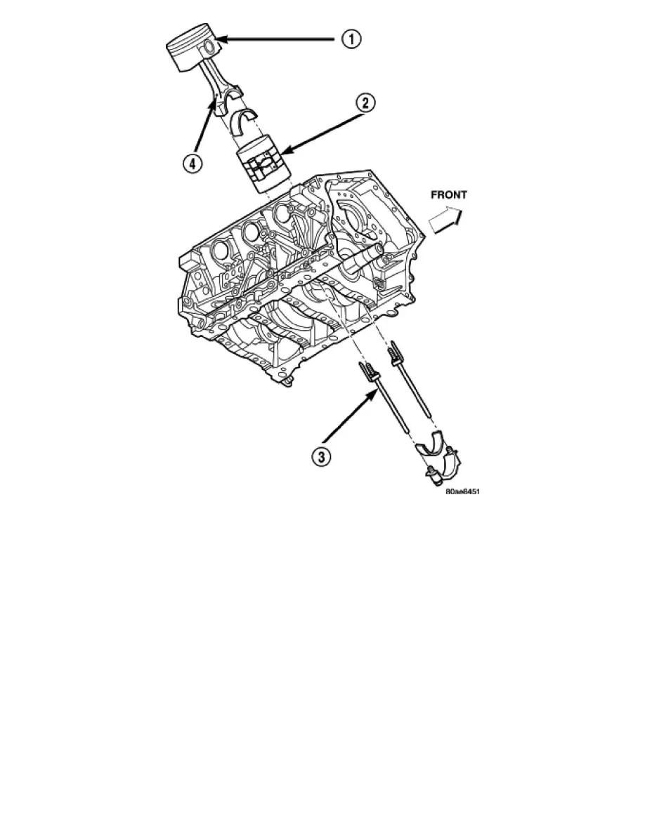 Dodge Workshop Manuals > Charger V6-2.7L VIN T (2007