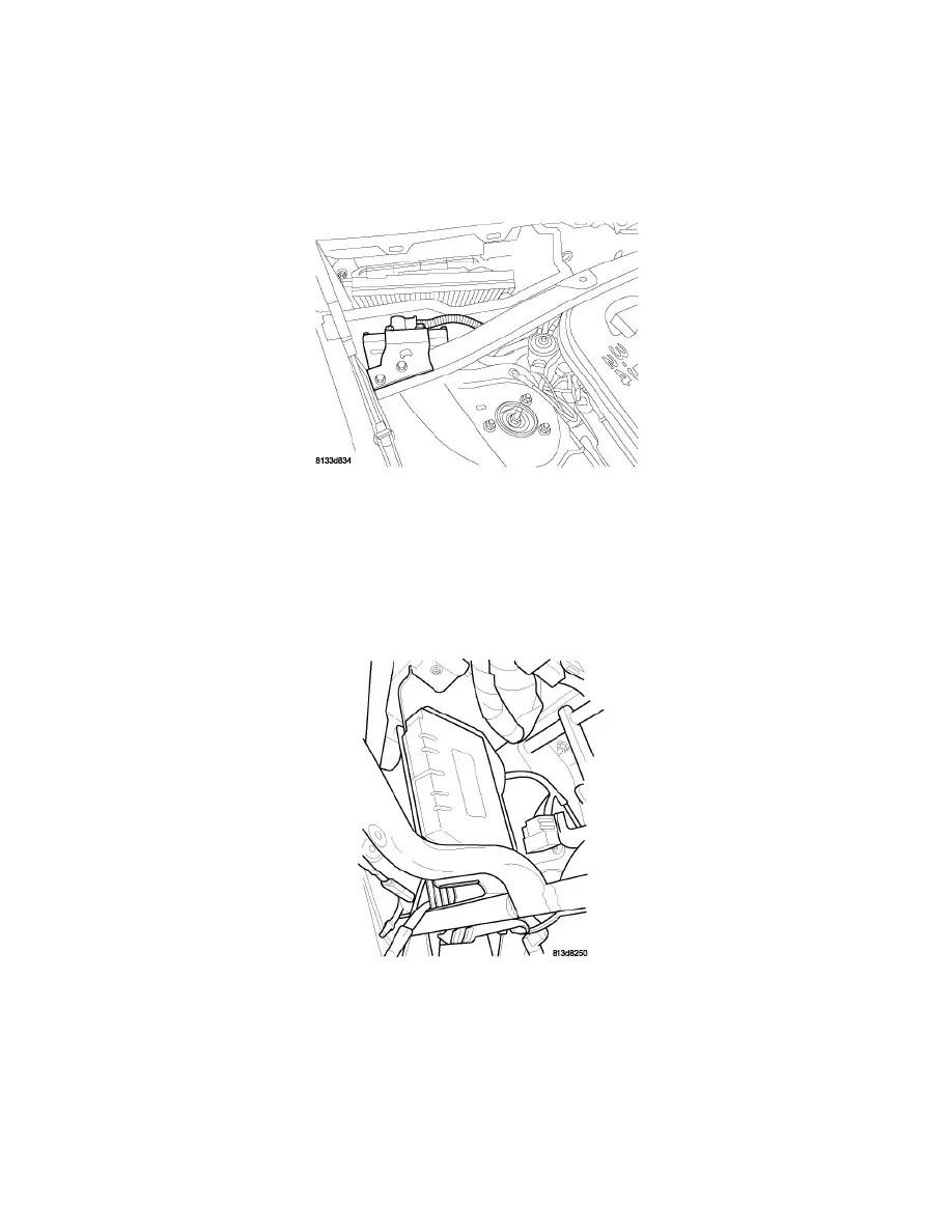 Dodge Workshop Manuals > Charger V6-3.5L (2009