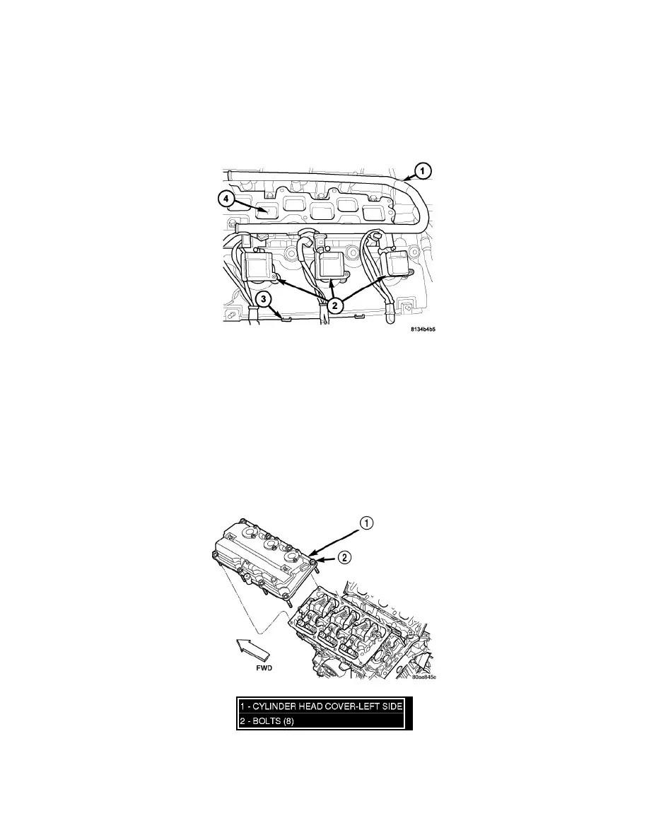 Dodge Workshop Manuals > Charger V6-3.5L (2009) > Engine