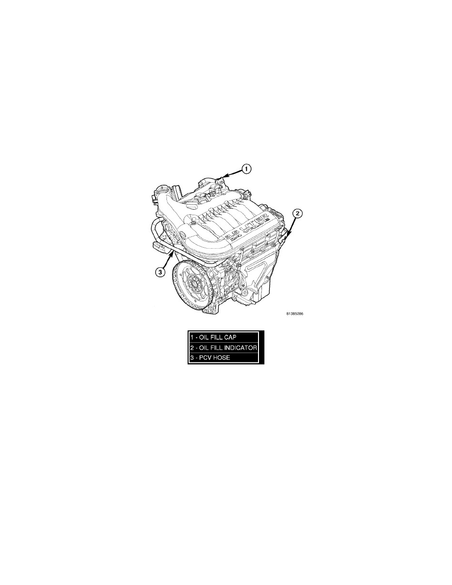 Dodge Workshop Manuals > Charger V6-3.5L (2009) > Engine
