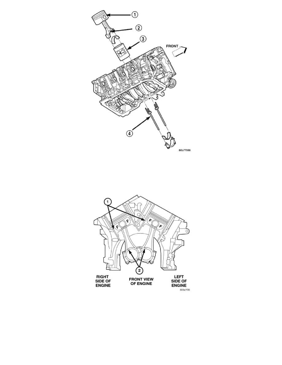 Dodge Workshop Manuals > Dakota 4WD V8-4.7L VIN J (2007