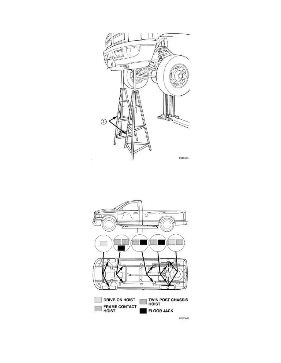 Dodge Workshop Manuals > RAM 1500 Truck 4WD V8-4.7L (2008