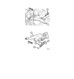 transmission and drivetrain automatic transmission transaxle shift linkage a t shift cable a t component information service and repair 42rle  [ 918 x 1188 Pixel ]