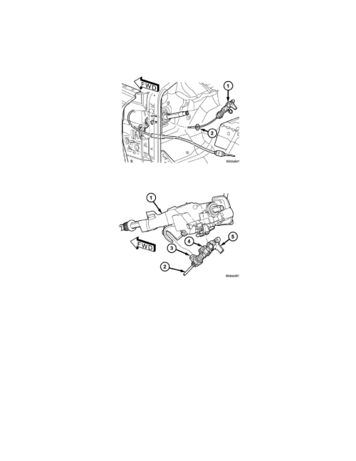 small resolution of transmission and drivetrain automatic transmission transaxle shift linkage a t shift cable a t component information service and repair 42rle