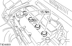 Electronic Wiring Diagram 75 Ford Ford Distributor