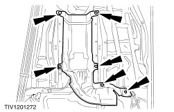 Ford Workshop Manuals > Cougar 1999 (08.1998-01.2001