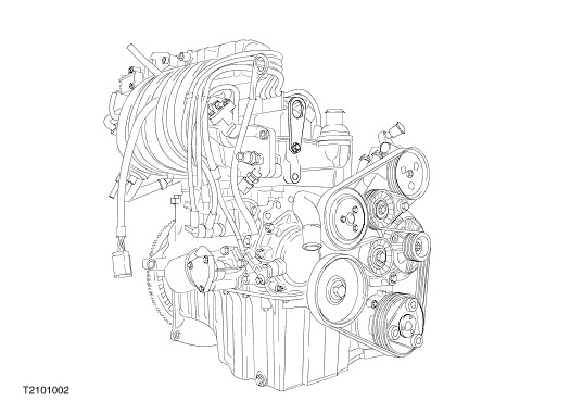 Ford endura engine diagram
