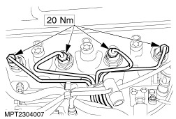 Ford Fuel Pump Removal Tool Ford Hydraulic Clutch Line