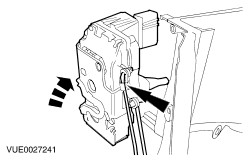 Ford Door Latch Cable, Ford, Free Engine Image For User