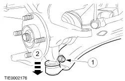 Ford escape caliper socket