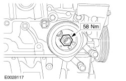 Ford 3 0l Duratec Engine Water Pump, Ford, Free Engine