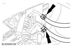 Automatic transaxle/cooling system light in ford focus