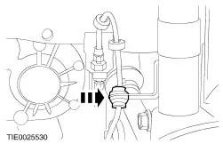 Ford Workshop Manuals > Focus RS 2003 (09.2002