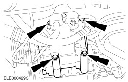 Ford focus catalytic converter removal