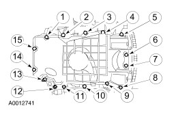 Ford Workshop Manuals > Maverick 2001 (12.2000-07.2004
