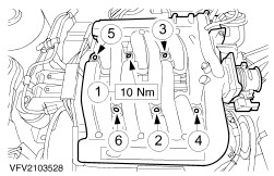 Ford Throttle Position Sensor Installation Ford Taurus