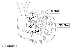 Ford Workshop Manuals > Mondeo 2001 (10.2000-02.2007) > Mechanical Repairs > 3 Powertrain > 303