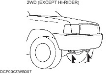 Ford Workshop Manuals > Ranger 2006.5 (05.2006