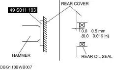 Ford Workshop Manuals > Ranger 2006.5 (05.2006