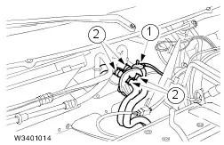 Ford Workshop Manuals > Streetka 2003.5 (01.2003-07.2005) > Mechanical Repairs > 4 Electrical