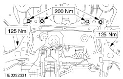 Ford Workshop Manuals > Transit.Tourneo Connect 2002.5 (06