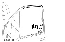 Ford Transit Connect Rear Door Ford F250 Rear Door wiring