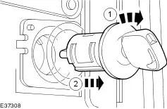 Sliding Door Lock: Transit Connect Sliding Door Lock
