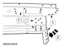 Ford Workshop Manuals > Transit 2006.5 (04.2006-) > Body