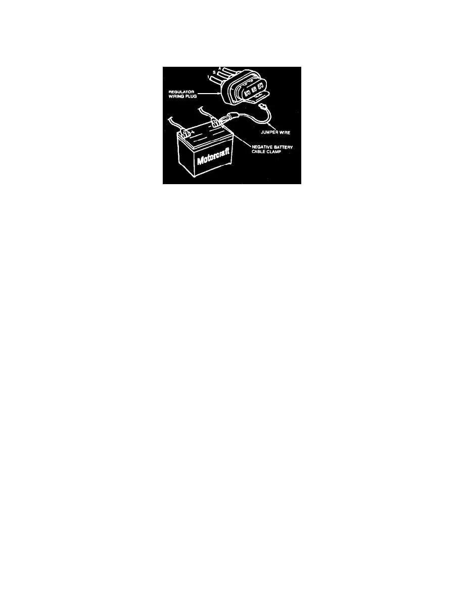 medium resolution of alternator alternator lamp indicator component information testing and inspection