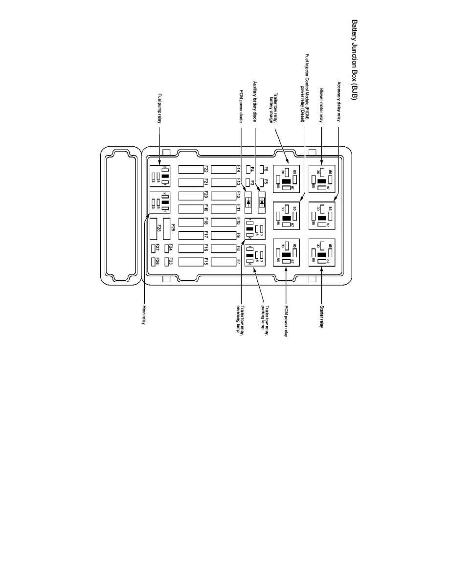 Ford Workshop Manuals > E 350 V8-5.4L (2008) > Accessories