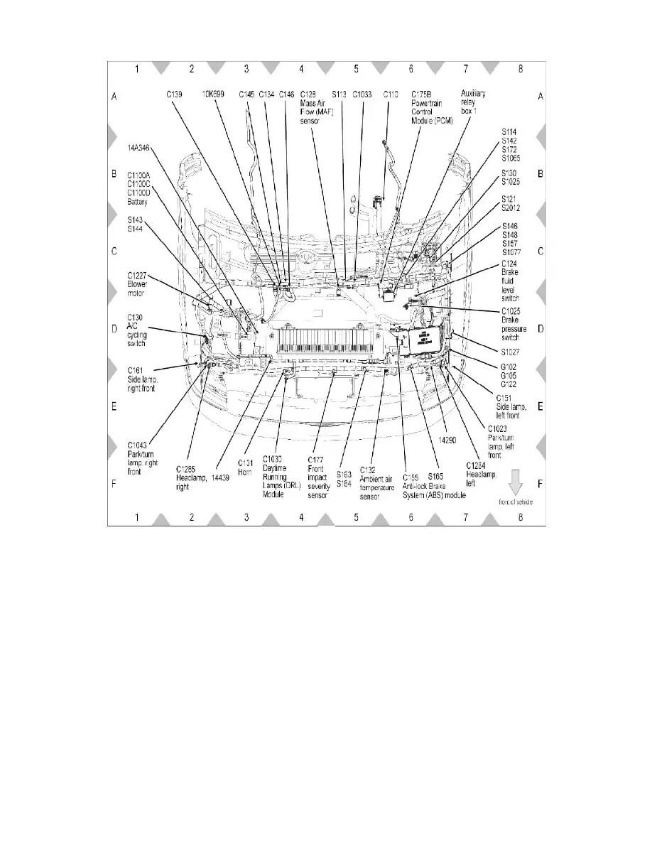 Ford Workshop Manuals > E 450 V10-6.8L (2008) > Heating