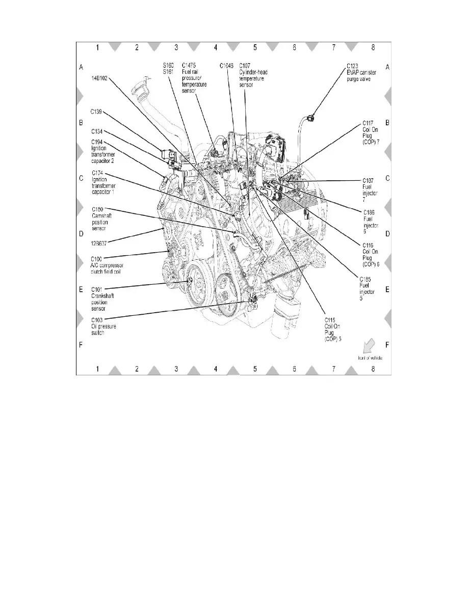 Ford Workshop Manuals > E 450 V10-6.8L (2008) > Instrument
