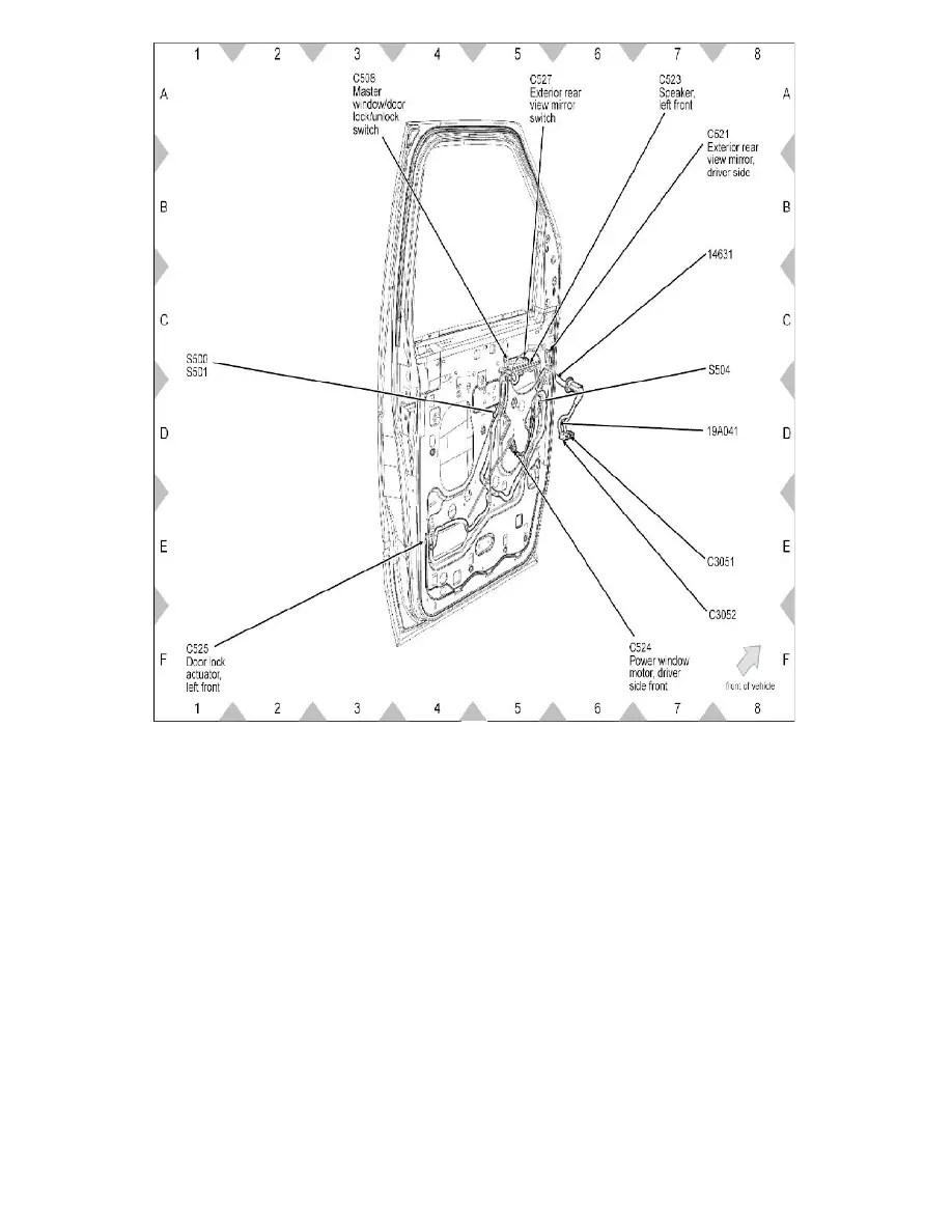 Ford Workshop Manuals > E 450 V10-6.8L (2008) > Windows