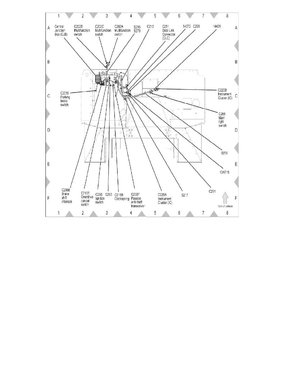 Ford Workshop Manuals > E 450 V10-6.8L (2008) > Sensors