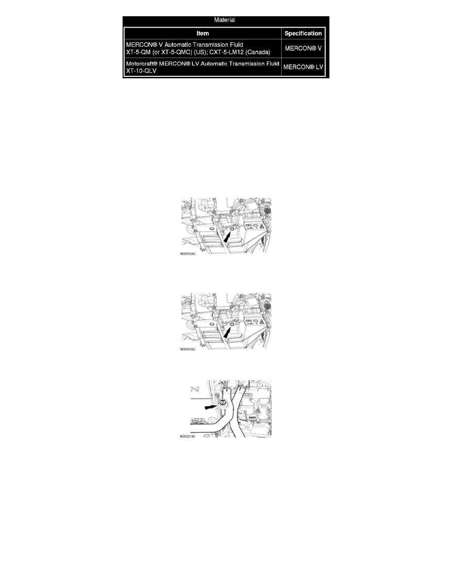Ford Workshop Manuals > Edge AWD V6-3.5L (2009