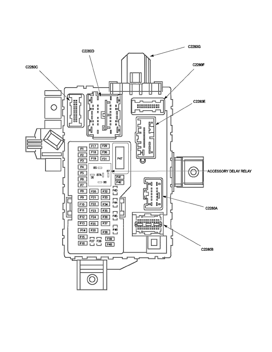 medium resolution of 2007 ford edge fuse diagram product wiring diagrams u2022 2012 ford f450 fuse diagram 2010