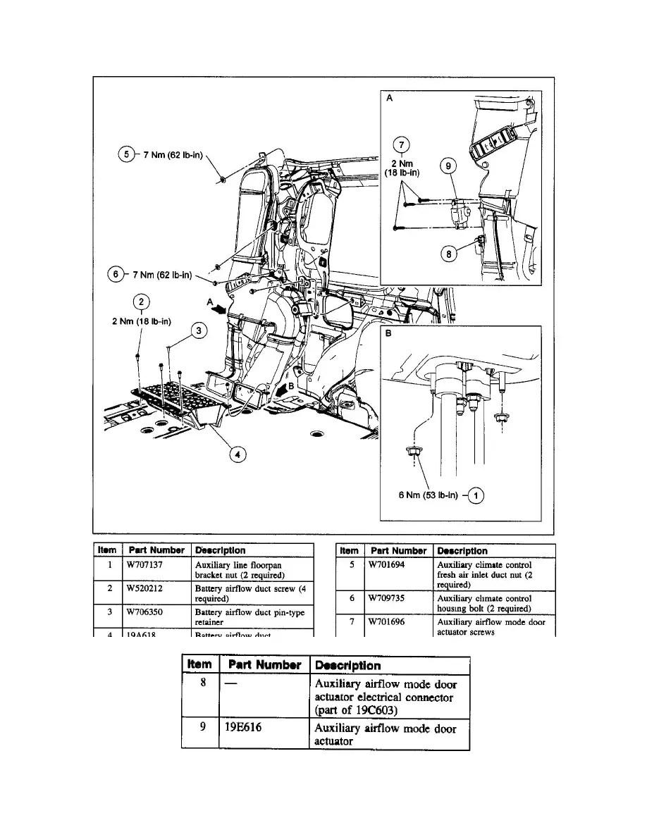 Ford Workshop Manuals > Escape 4WD L4-2.3L VIN H Hybrid