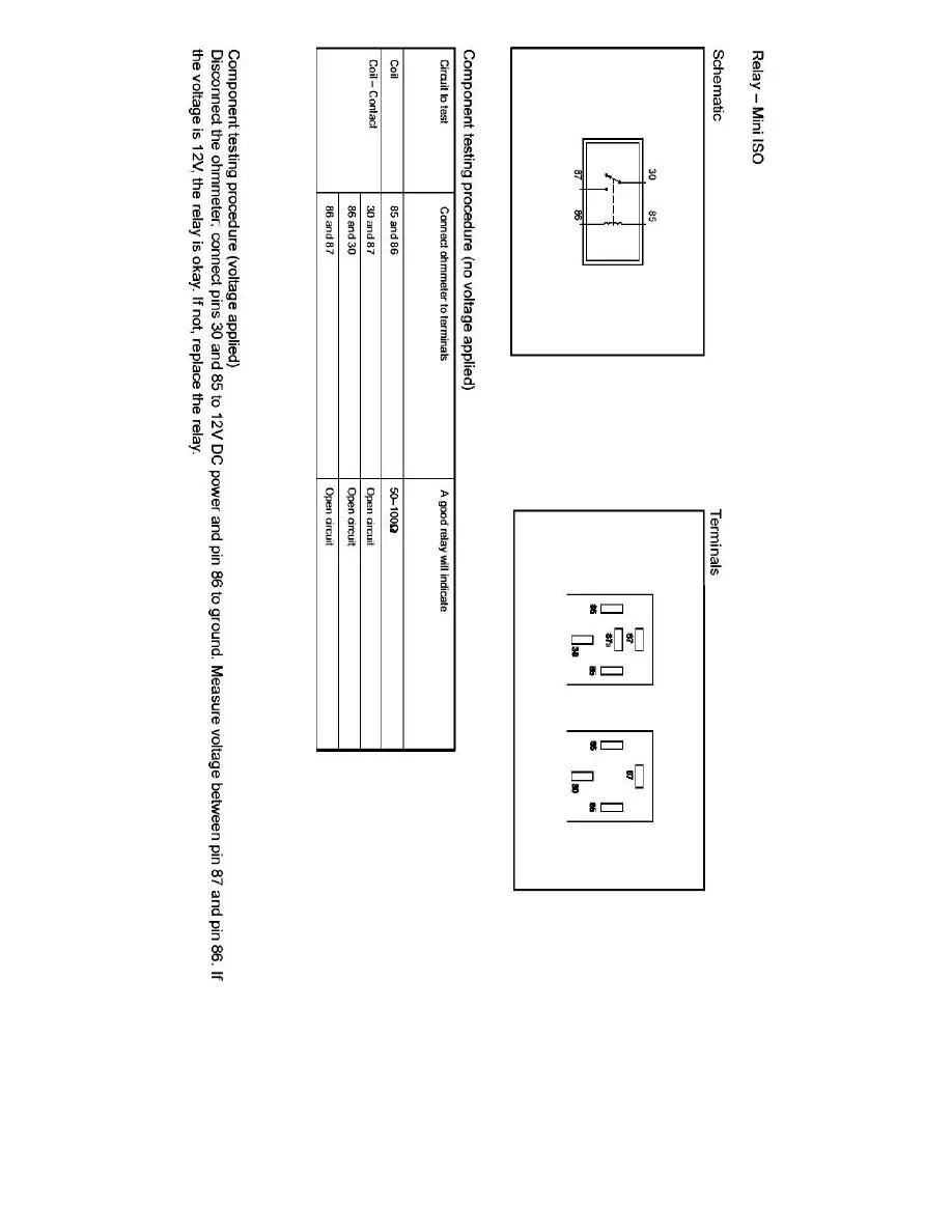 Ford Workshop Manuals > Escape 4WD L4-2.5L (2010) > Relays