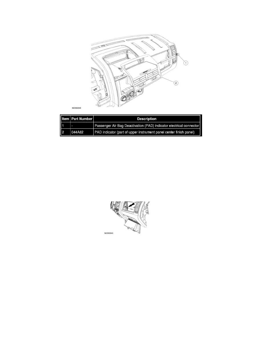 Ford Workshop Manuals > Escape 4WD L4-2.5L (2010