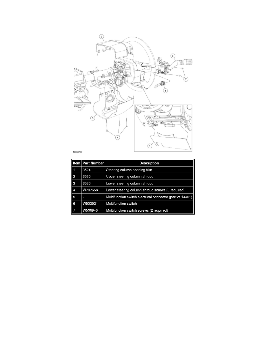 Ford Workshop Manuals > Escape 4WD L4-2.5L (2010) > Wiper
