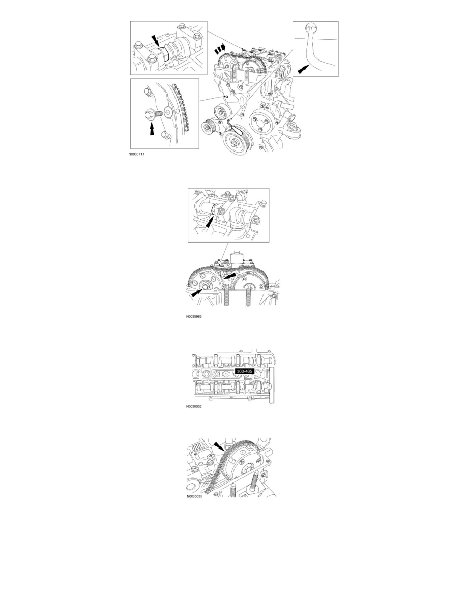 Ford Workshop Manuals > Escape 4WD L4-2.5L (2010) > Engine