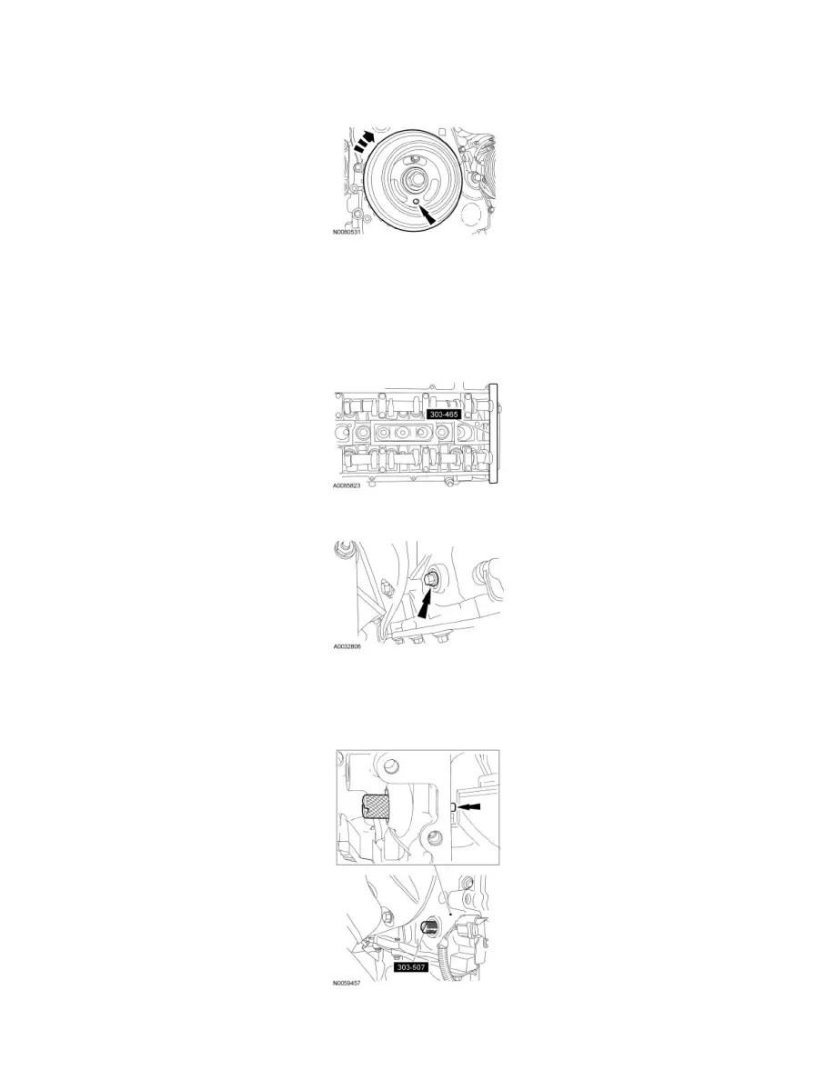 Ford Workshop Manuals > Escape 4WD L4-2.5L (2010) > Engine