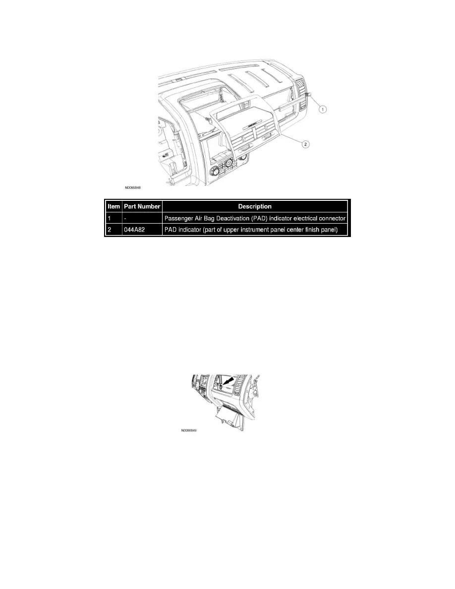 Ford Workshop Manuals > Escape 4WD L4-2.5L Hybrid (2009