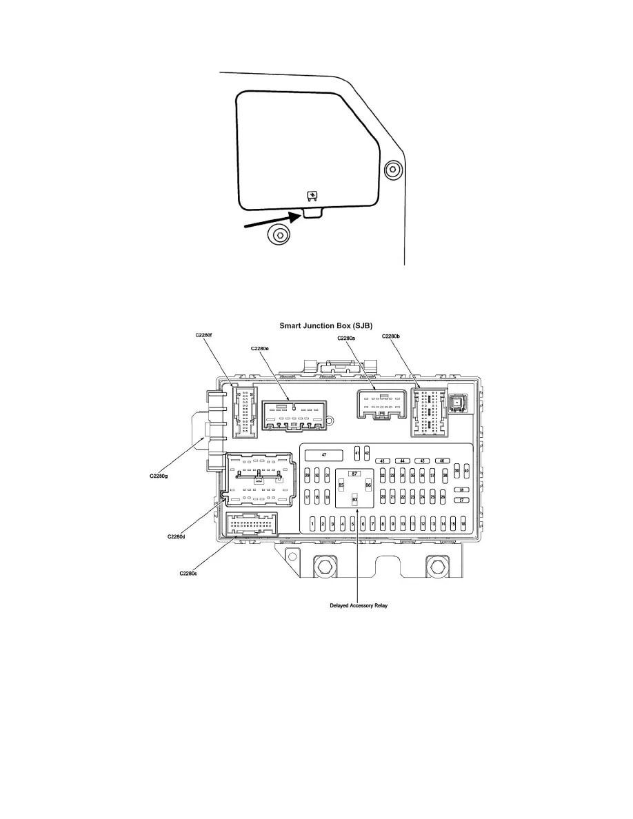 Ford Workshop Manuals > Escape 4WD V6-3.0L (2008) > Power