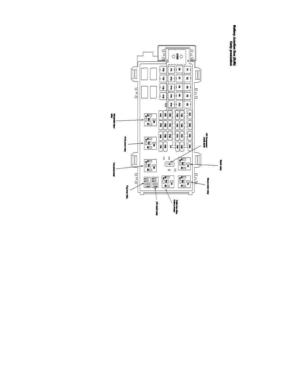 Ford Workshop Manuals > Explorer 2WD V6-4.0L VIN K (2007
