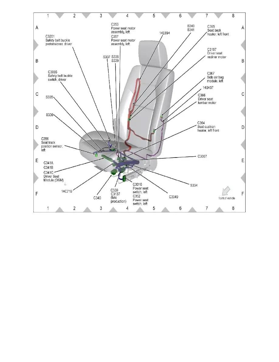 Ford Workshop Manuals > Explorer 2WD V8-4.6L (2008