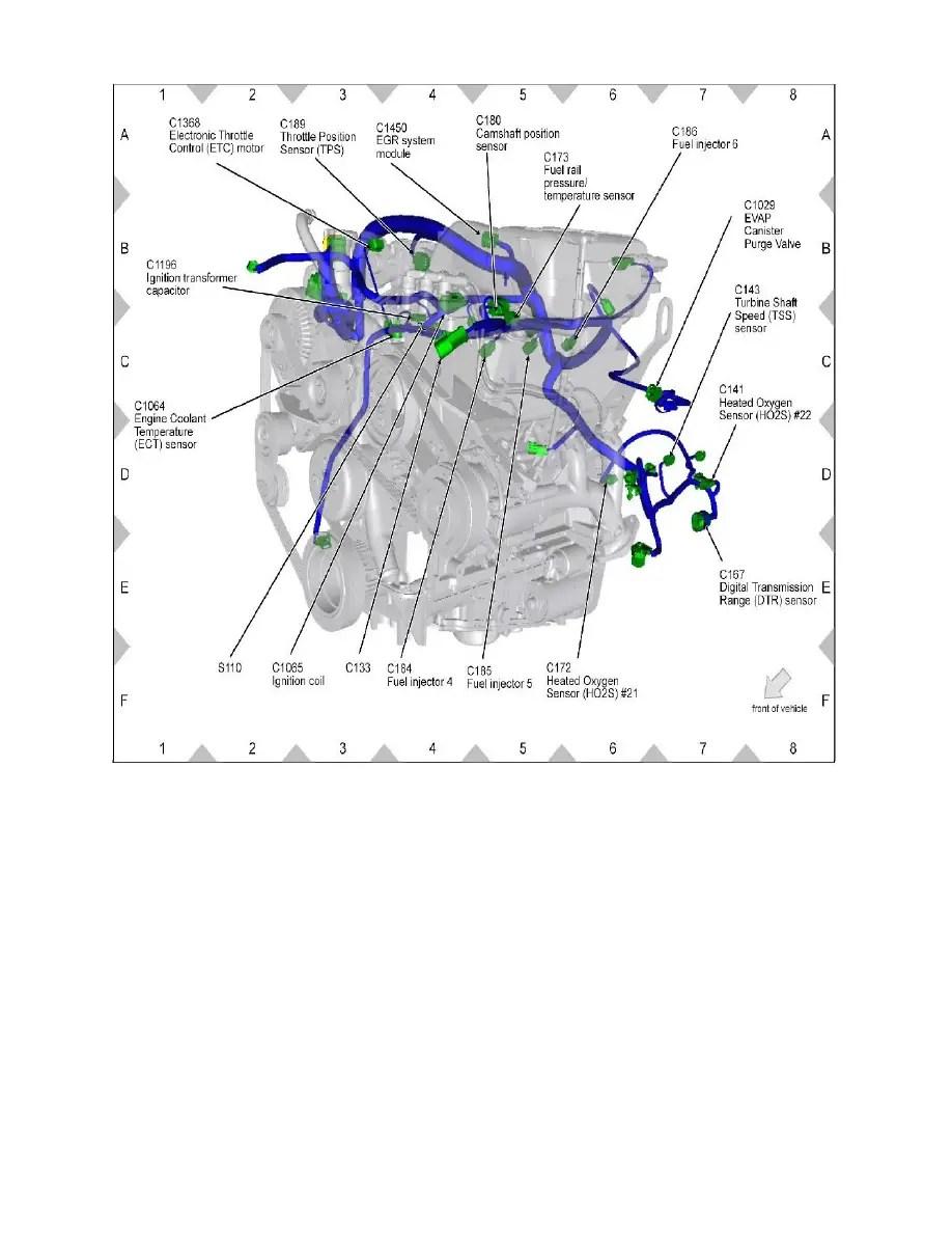 Ford Workshop Manuals > Explorer 4WD V8-4.6L (2008