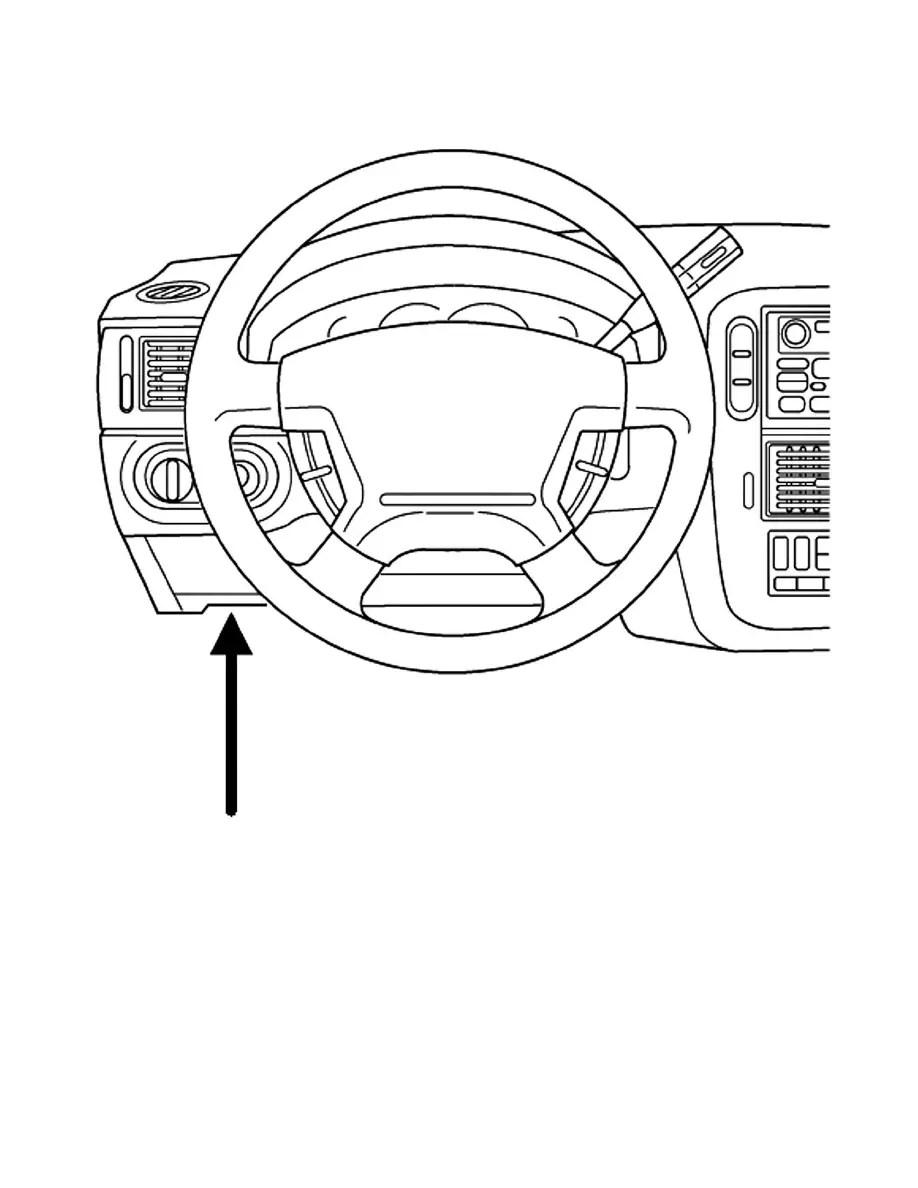 Ford Workshop Manuals > Explorer 4WD V8-4.6L SOHC VIN W