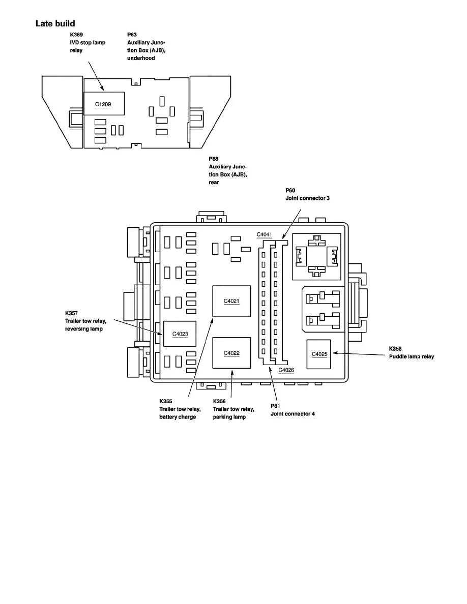 Ford Workshop Manuals > Explorer 4WD V8-4.6L VIN W (2002